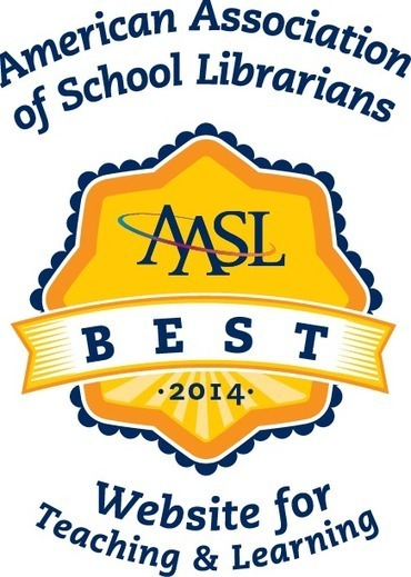Best Websites for Teaching & Learning 2014 | American Association of School Librarians (AASL) | Library Web 2.0 skills | Scoop.it
