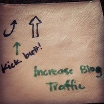 18 Great Tips To Increase Blog Traffic [6 from Marty] | Marketing Revolution | Scoop.it