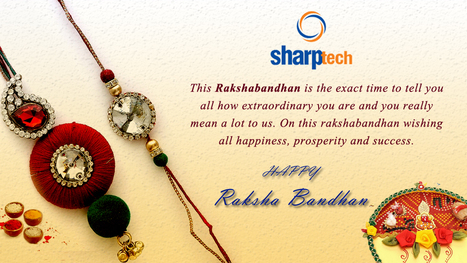 Wish you all a very Happy Raksha Bandhan | News for India Festival | Scoop.it
