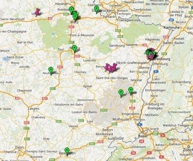 jardins partagés d'Alsace, jardins partagés de Franche-comtéjardins partagés de lorraine, jardins partagés Strasbourg Epinal, eco-conseil, JTSE | Jardins partagés de là-bas et au-delà - Community gardens from the world | Scoop.it
