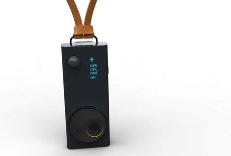 Autographer wearable camera takes the whole taking pictures thing out of taking pictures | Technology on the Body | Scoop.it