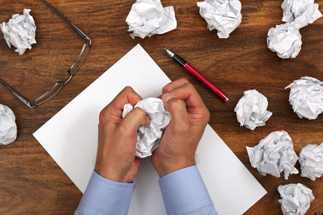 How to Bust Up Your Writer's Block (Part 1) | iPhoneography attempts and journalism | Scoop.it