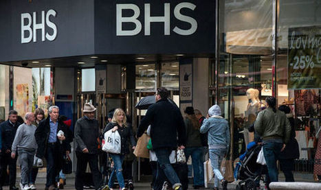 End of a British retail icon as all BHS stores to close within a month - 5000 jobs lost | Video Shopping | Scoop.it
