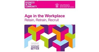 'Older workers are vital for the future of the economy' | Centre for Ageing Better | Golden Workers | Scoop.it