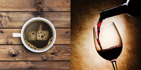 Wine is the new coffee | Vitabella Wine Daily Gossip | Scoop.it