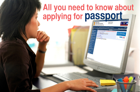 Know How to Apply for Passport | Study Abroad | Career and Education | Scoop.it