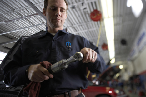 The Service Department: It's More Than Just Fixing Broken Cars | Automotive Direct Marketing | Scoop.it