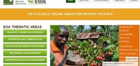 Ecological Organic Agriculture (EOA) Initiative – Biovision Africa Trust | Art-nstuff | Scoop.it