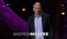 Andrew McAfee: What will future jobs look like? | WTG Blog | Scoop.it