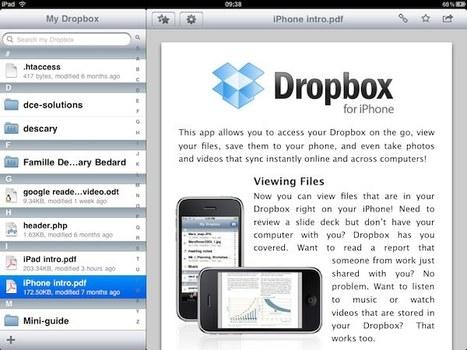 Transformez votre iPad 2 en un outil d'affaires | Descary.com | Time to Learn | Scoop.it