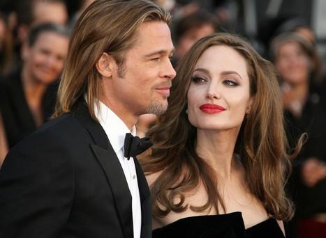 Žena je obrazom svojho muža (Brad Pitt) | Rodina | Scoop.it