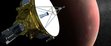 Spacecraft Awakens for Pluto Encounter | U.S HISTORY SHACK : MIKE BUSARELLO | Scoop.it