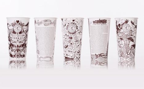 Literatura en vasos de papel | Ecommerce, nuevos negocios online, emprendizaje y difusión online | Scoop.it