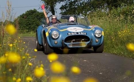 On the road again avec le Rallye des Princesses - Business O Féminin | rallyes automobiles féminins | Scoop.it