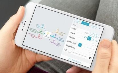 Cartes mentales: MindNode gratuit pour la première fois sur iOS | Classemapping | Scoop.it