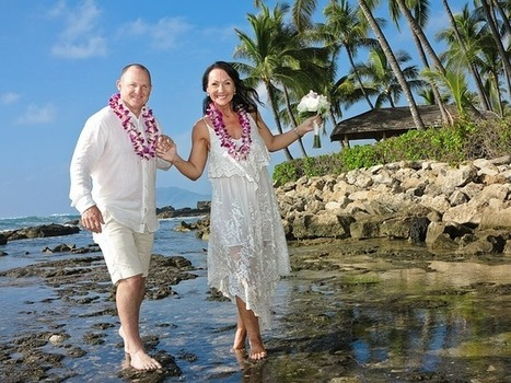 Six Steps To Planning A Hawaii Beach Wedding From Afar | KTC Hawaiian - Kapo Trading Company | Hawaii | Scoop.it