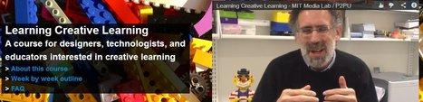 Learning Creative Learning : MOOC | Educators CPD Online | Scoop.it