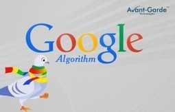 Pigeon: An All New Algorithm Update From The Google Stable - Avant-Garde Technologies   bulk sms service company in kolkata   Scoop.it