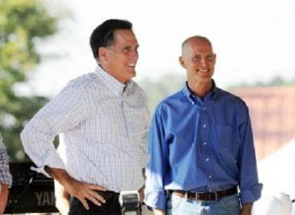 Romney Campaign Said to Ask Scott to Downplay Job Gains | Crap You Should Read | Scoop.it