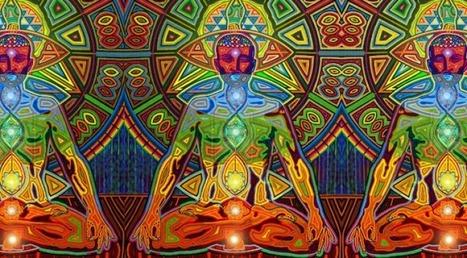 Les Chakras, une grille de lecture des maux du corps | zenitude - toucher bien-être strasbourg | Scoop.it