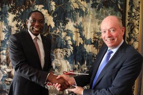 Visite officielle de l'Ambassadeur - Gouv. Flanders Orientale | Facebook | CONGOPOSITIF | Scoop.it