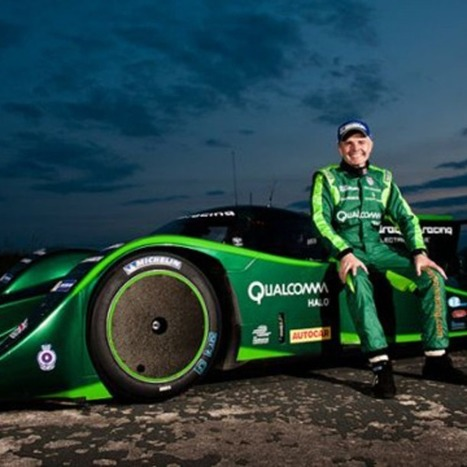 Record-Setting British Electric Race Car Reaches 204 MPH   Motores Electricos   Scoop.it