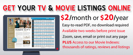 DIRECTV, Movie and TV Listings Magazine | Satellite Direct TV Software for PC, Mac & Mobile | Scoop.it