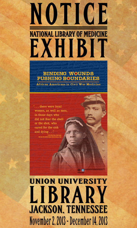 National Library of Medicine Exhibit at Union University Library this November | Tennessee Libraries | Scoop.it