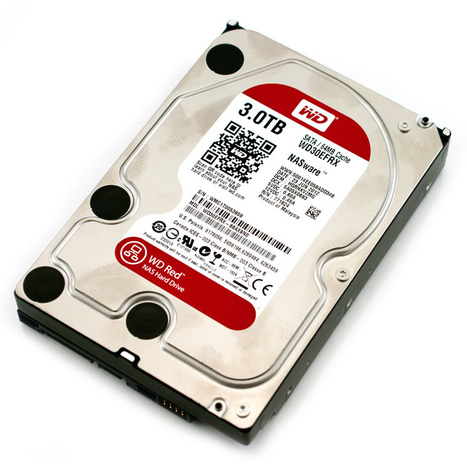Western Digital Red NAS Hard Drive Review [WD30EFRX] | StorageReview.com - Storage Reviews | News IT dal mondo | Scoop.it