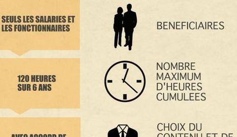 Compte personnel de formation: ce qui pourrait changer pour les salariés | Actualité Ressources Humaines PME PMI Lyon par Beemin Conseil | Scoop.it