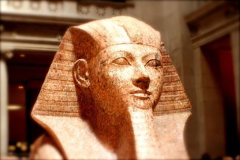 Hatshepsut   Blue sky travel   Scoop.it