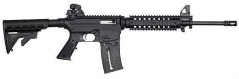 Ammoland Offer Mossberg MVP LR-T Tactical Rifle Giveaway | Outdoor Equipment | Scoop.it