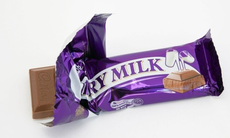 Cadbury loses five year battle to trademark the colour PURPLE on bars | AQA AS Business BUSS1 | Scoop.it