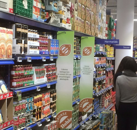 Debio to certify retail stores | Nordic Organic News | Scoop.it