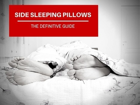 Side Sleeper Pillows: The Definitive Guide (& Reviews) | Back Pain Relief Products | Back Pain Natural Treatments | Scoop.it