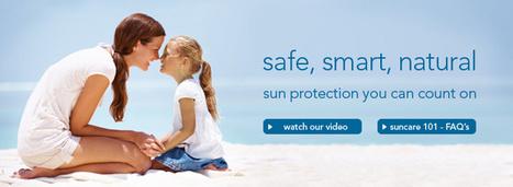 Sun Care   organic sun screens   Scoop.it