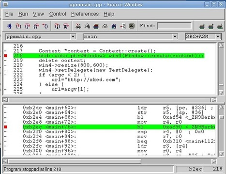 Debugging Embedded Linux with GDBserver and Insight (gdb GUI) | Embedded Software | Scoop.it
