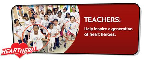 Jump Rope For Heart   Biology Teacher   Scoop.it