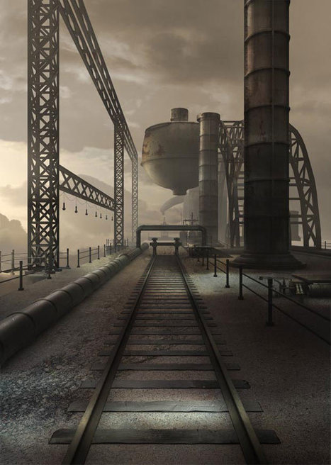 Emmy-winning Designer Chris Do Goes Steampunk for The Raveonettes | Film & Video | Machinimania | Scoop.it