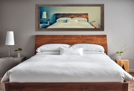Chic Color, Modern Moods: Art in the Hotel   Social Media Coaching for Hotels   Scoop.it