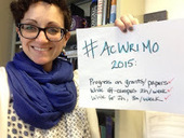 This Is Your Life 101: #AcWriMo Wrap-Up   AcWriMo   Scoop.it