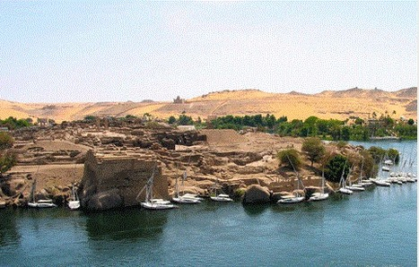 Eau: Les craintes de l'Egypte | Égypt-actus | Scoop.it