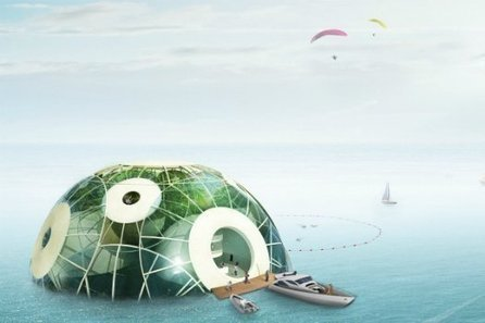 In The Future We Will All Live In Photosynthetic French Sea Pods | Future of Technology and Engineering | Scoop.it