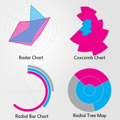 Battle of the Charts: Why Cartesian Wins Against Radial | Dat@Viz | Scoop.it
