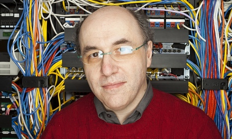 Stephen Wolfram: 'The textbook has never interested me' | Cellular Automata | Scoop.it