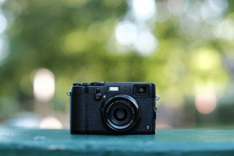 The Fuji X100T — Tools and Toys | Marius Masalar | Photography | Scoop.it
