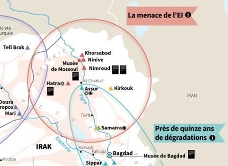 « Si l'EI entre à Palmyre, ce sera une catastrophe internationale » | Géopolitique & Géo-économie | Scoop.it