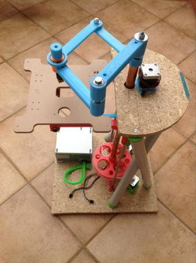 SCARA arm 3D printer | Nasjoe Interest | Scoop.it