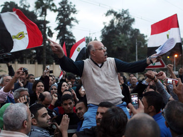 Egyptian police fire teargas at anti-Morsi protesters in Cairo | MN News Hound | Scoop.it
