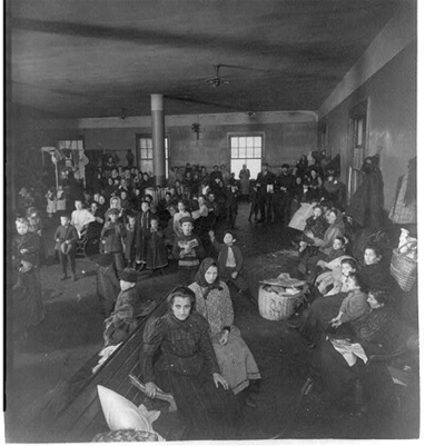 Today in History: Ellis Island | Primary Source Nexus | Thinking and Writing Like a Historian | Scoop.it